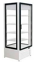Холодильные шкафы «Премьер» со стеклянными распашными дверьми  0,75 С
